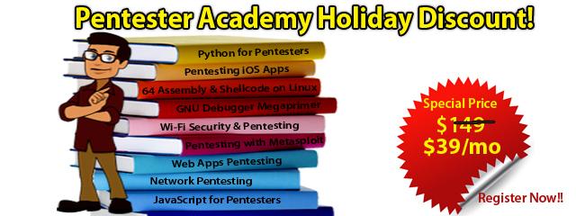 Pentester Academy