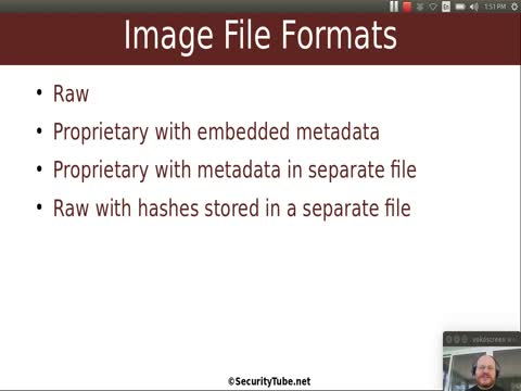 Making Filesystem Images