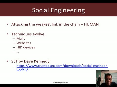 Pentesting Windows Endpoints: Social Engineering