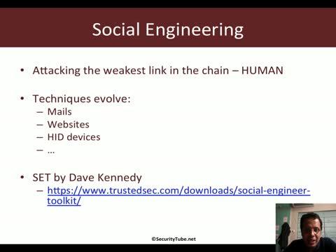 Pentesting Windows Endpoints: Social Engineering