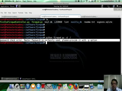 Pentesting Windows Endpoints: Dictionary Attacks on Browser Master Password