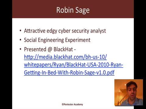 Robin Sage