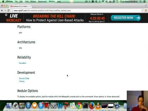 Arbitrary File Upload Vulnerable ISO: Cuteflow