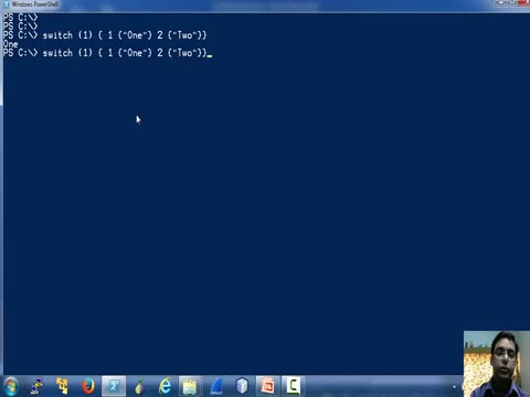 Conditional Statements in Powershell
