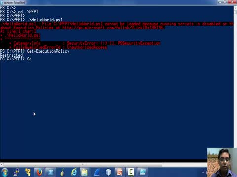 Basics of Powershell Scripting