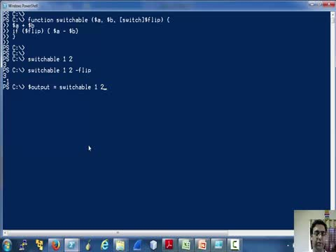 Functions in Powershell Part 3