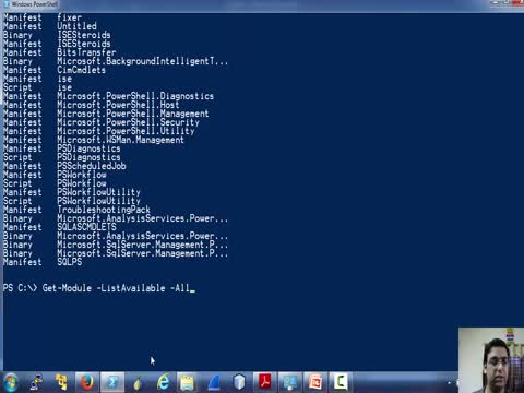 Module in Powershell Part 1