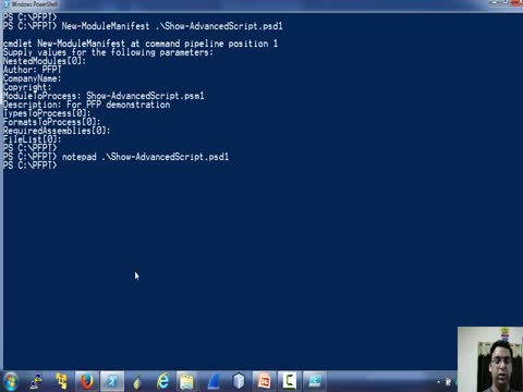 Modules in Powershell Part 3
