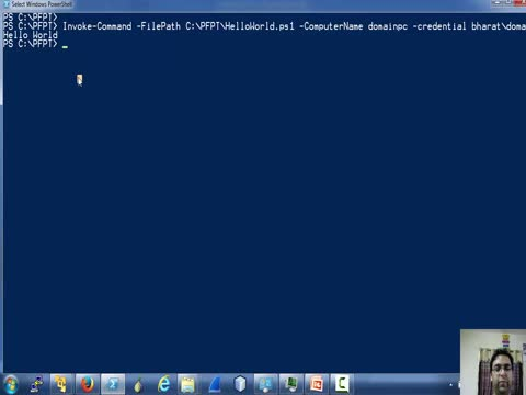 Powershell Remoting Part 4