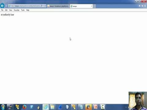 PHPMyAdmin Part 1