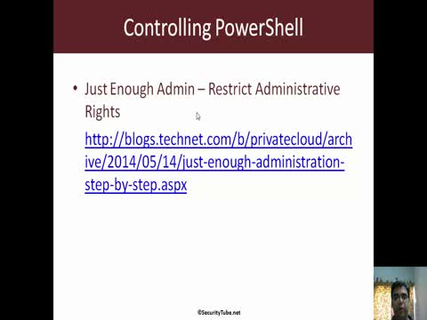 Defense with Powershell