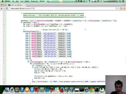 Exploiting an FTP Server Part 1