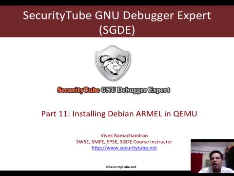 Setting Up Debian Armel In Qemu