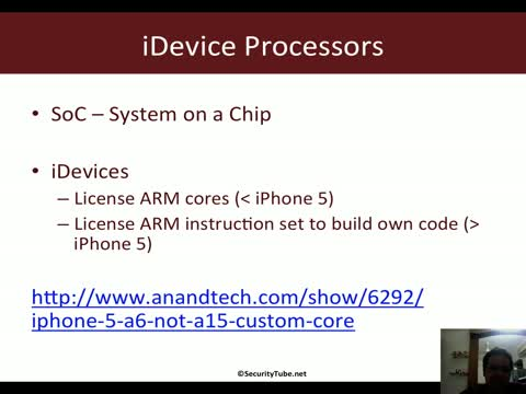 Module 1: ARM Processor