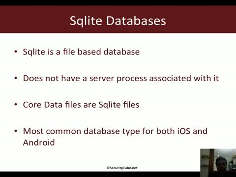 Module 2: Sqlite Databases