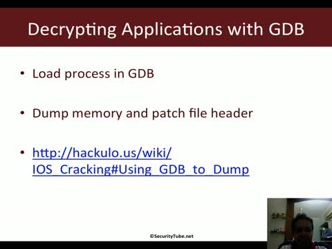 Module 3: Decrypting Applications