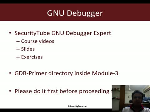 Module 3: Runtime Analysis with GDB