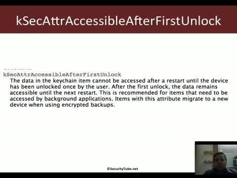 Module 4: Keychain