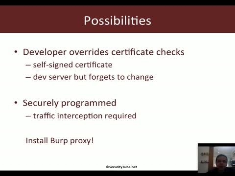 Module 4: Intercepting SSL Traffic