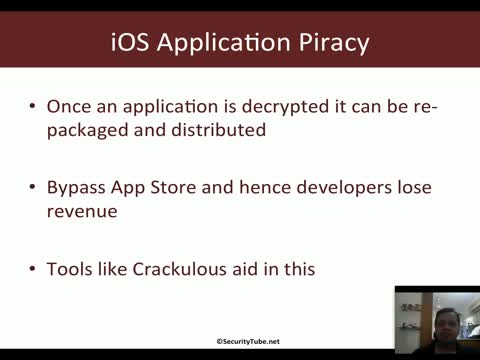 Module 4: Anti-Piracy