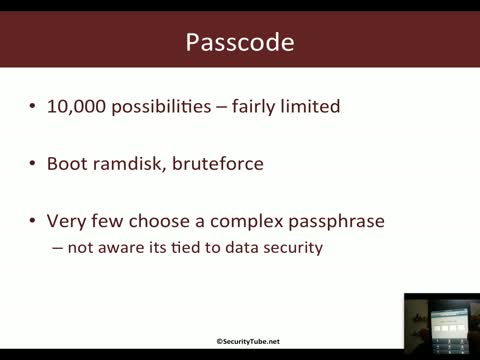 Module 5: Bruteforcing the Passcode