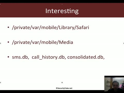 Module 5: Interesting Files