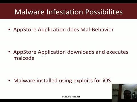 Module 6: iOS Malware