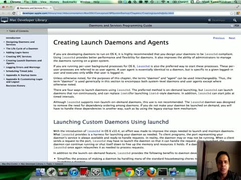 Module 6: Daemons and Backdoors