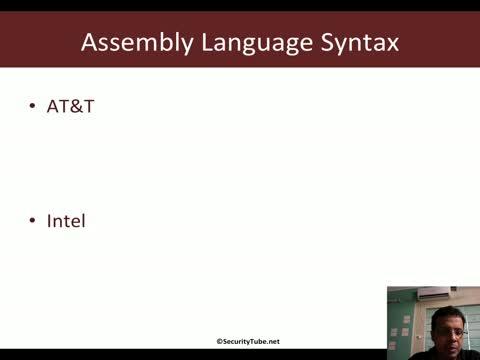 Module 1: Hello World in 64-bit Assembly