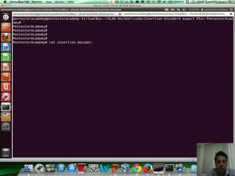 Module 2: Insertion Encoder GDB Analysis