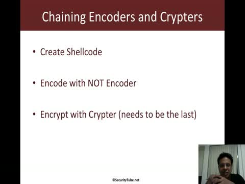 Module 2: Chaining Encoders and Crypters