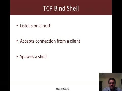 Module 2: TCP Bind Shell I