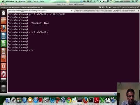 Module 2: TCP Bind Shell II