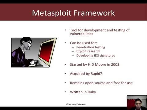 Why Metasploit?
