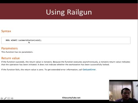 Railgun Basics