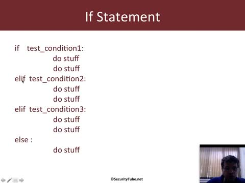 Module 1: Conditional Statements