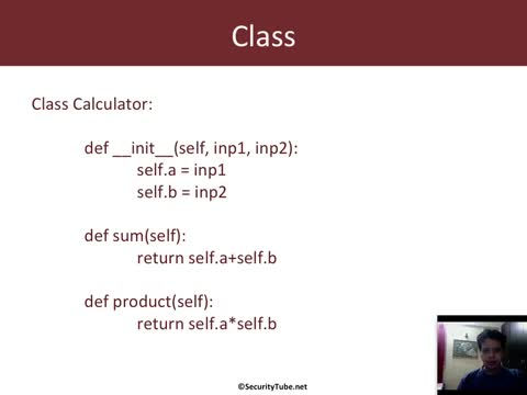 Module 1: Classes and Objects