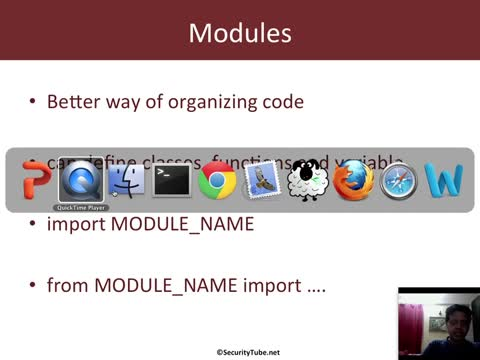 Module 1: Creating Modules