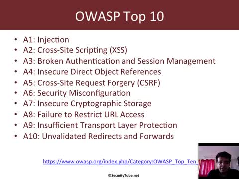 Module 4: OWASP Top 10 Attack Scripting Exercise