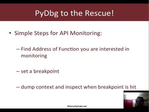 Module 6: Monitoring API Calls