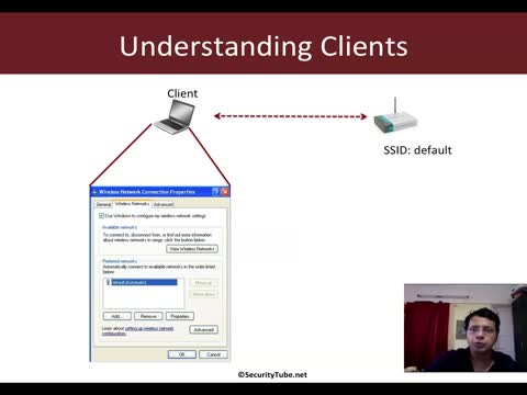 Hacking Isolated Clients