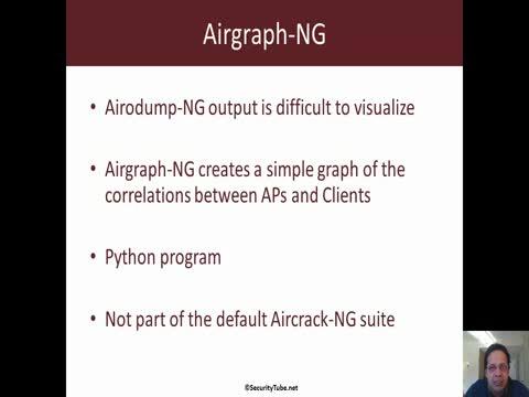 Airgraph-NG