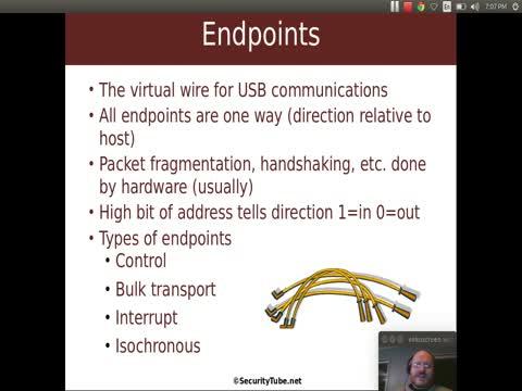 USB Basics: Endpoints