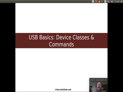 USB Basics: Device Classes and Commands