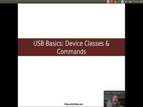 USB Basics: Device Classes and Commands