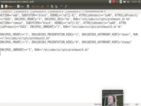 Write Blocking: Linux Demo