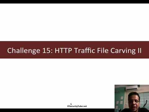 Challenge 15: HTTP Traffic File Carving II Solutions
