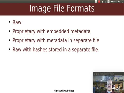 Creating Filesystem Images Part 1